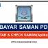 MyBAYAR SAMAN PDRM:CARA DAFTAR & CHECK SAMAN(aplikasi & portal)