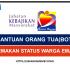 PERMOHONAN BANTUAN ORANG TUA(BOT) RM500:SEMAKAN STATUS WARGA EMAS 2021